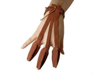 3 Finger Archery gloves