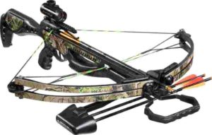 BARNETT JACKAL CROSSBOW PACKAGE – Best beginner crossbow