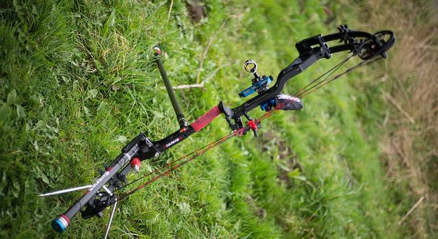 how a compound bow works