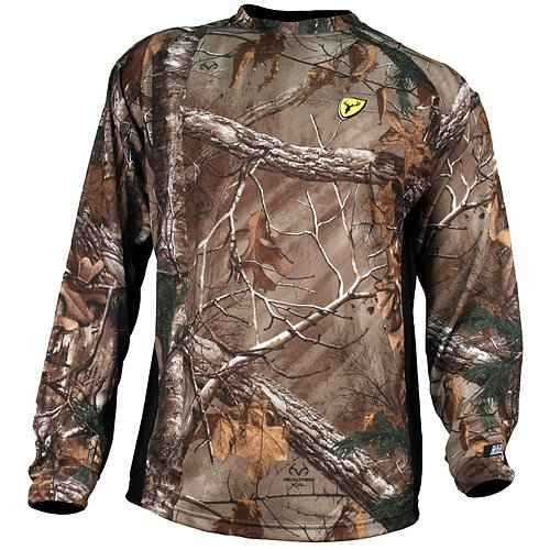scent control clothing
