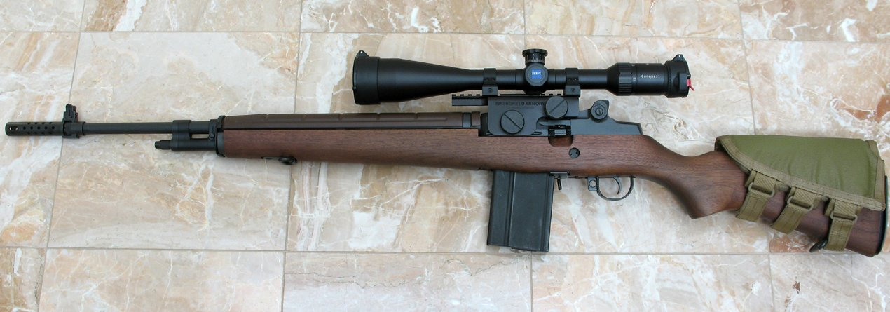 best m1a scope mount 2019