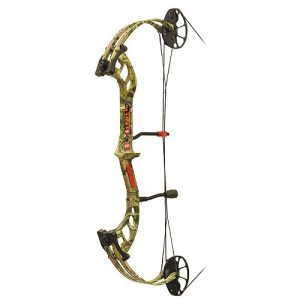PSE Fever 11.5-29-Inch Right Hand Bow System