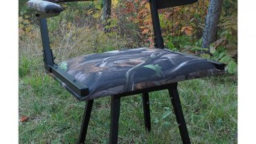 Smith Works Outdoors ComfortQuest ground blind Chair 2019