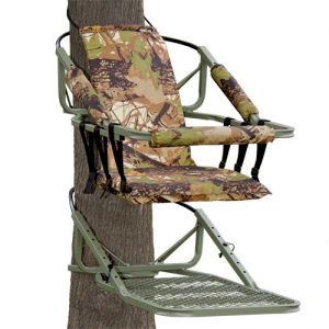 Best Choice Products Hunting Deer Bow Game Hunt Portable Tree Stand Climber