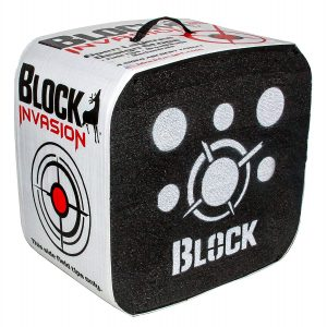 Block Invasion 4-Sided Archery Target