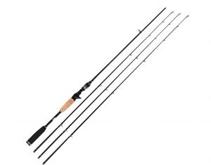 Entsport Rattlesnake 2-Piece 7-Feet Casting Rod