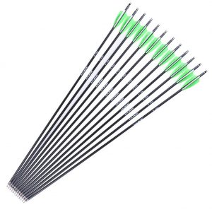M.A.K [Targeting Arrows 30-Inch 0.309 inch Outer Diameter Carbon Outdoor Archery