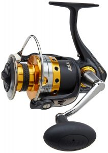 Penn Gold Label Series Conquer Best Spinning Reel for trout