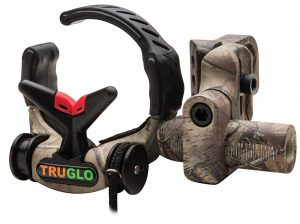 TRUGLO Down-Draft Cable-Driven Full-Containment top DropAway Arrow Rest for hunting
