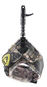 Tru-Fire Trufire Smoke Max Archery Bow Release Aid with Foldback Option,