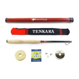 DRAGONtail Tenkara Tenkara Fly Fishing Rod- best fly fishing rod for beginners