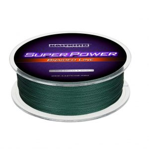 KastKing SuperPower Braided Fishing Line for spinning reel