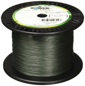 Power Pro Spectra Fiber Braided Fishing Line for baitcaster