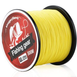 Sougayilang Multifilament Braided Fishing Line