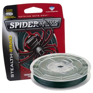 SpiderWire Stealth Superline braided Fishing Line