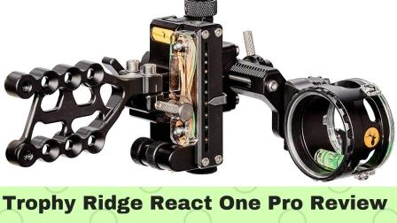 Trophy Ridge React One Pro Review
