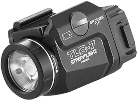 Streamlight 69420 Tlr-7 Low Profile Rail Mounted Tactical Light