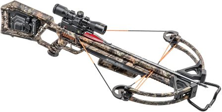 Wicked Ridge by Tenpoint Invader X4 Crossbow