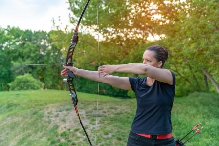 Basics of Archery Before Drawing a Bow
